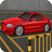 iPhone、iPadアプリ「3D駐車場マニア」のアイコン