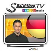 iPhone、iPadアプリ「ドイツ語 - 動画!」のアイコン