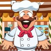 iPhone、iPadアプリ「秘密のソースを調理する野菜の後に実行されているチーフ炊飯器 - 無料版」のアイコン
