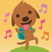 iPhone、iPadアプリ「音楽の旅 - サゴミ二」のアイコン