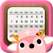 iPhone、iPadアプリ「看護シカのシフト手帳」のアイコン