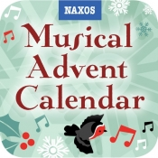 iPhone、iPadアプリ「Musical Advent Calendar」のアイコン