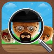 iPhone、iPadアプリ「モリーを検索」のアイコン