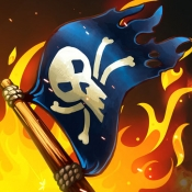 iPhone、iPadアプリ「Age Of Wind 3: Pirate Game PvP」のアイコン
