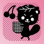 iPhone、iPadアプリ「CatchDePon」のアイコン