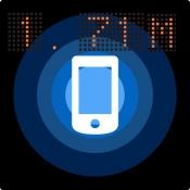 iPhone、iPadアプリ「BLEMeasure」のアイコン