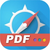 iPhone、iPadアプリ「PDF作成 Lite」のアイコン