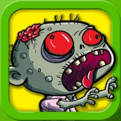 iPhone、iPadアプリ「A Zombie Dragon Rider in The City : FREE Flying & Shooting Multiplayer Games - By Dead Cool Apps」のアイコン
