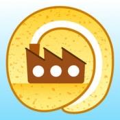 iPhone、iPadアプリ「まるごと工場見学」のアイコン