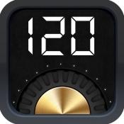 iPhone、iPadアプリ「Metronome A」のアイコン