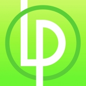 iPhone、iPadアプリ「Leafs Photo」のアイコン