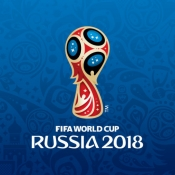 iPhone、iPadアプリ「2018 FIFA World Cup Russia™」のアイコン