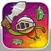 iPhone、iPadアプリ「Knightmare Tower Free」のアイコン