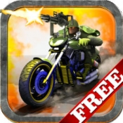 iPhone、iPadアプリ「A Modern Motorcycle War of States - Real Offroad Dirt Bike Racing Shooter Game HD FREE」のアイコン