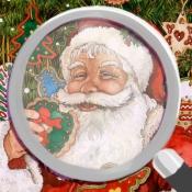 iPhone、iPadアプリ「違いを探そう:クリスマス版‐のファミリー向けパズル。」のアイコン