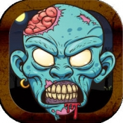 iPhone、iPadアプリ「Zombie Stacker Free : Top Scary Block Stacking Game」のアイコン