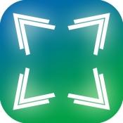 iPhone、iPadアプリ「FitWallp - 壁紙ピッタリ調整!」のアイコン