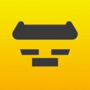 iPhone、iPadアプリ「きっきーろー - ドクターイエローの運行日にプッシュ通知でお知らせ!」のアイコン