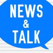 iPhone、iPadアプリ「ニュース&トーク-掲示板付きニュースまとめ-」のアイコン