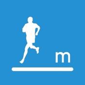 iPhone、iPadアプリ「Run.M - タップで距離計算」のアイコン