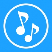 iPhone、iPadアプリ「着信音・通知音の簡単検索アプリ!最新曲全曲着信音」のアイコン