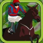 iPhone、iPadアプリ「Horse Racing 3D - Stay The Distance!」のアイコン