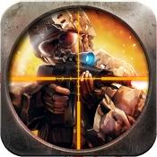 iPhone、iPadアプリ「Death Shooter 3D」のアイコン