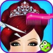 iPhone、iPadアプリ「Princess Hair Salon Deluxe」のアイコン