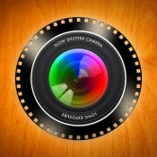 iPhone、iPadアプリ「Long Exposure Camera - Generate DSLR like of gorgeous slow shutter and freeze motion for FB and IG picture」のアイコン