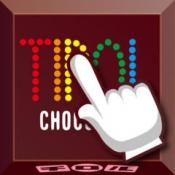 iPhone、iPadアプリ「快感!超製造チロルクリッカー【チロルチョコ公式ゲーム】~オシャレでかわいい無料ゲーム~」のアイコン