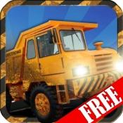 iPhone、iPadアプリ「Mega Construction Truck Race Free : Big Tractor Racing Sim」のアイコン