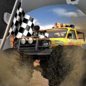 iPhone、iPadアプリ「Super Monster Truck Race」のアイコン