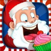 iPhone、iPadアプリ「Feed Santa!」のアイコン
