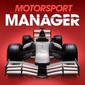 iPhone、iPadアプリ「Motorsport Manager Mobile」のアイコン