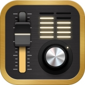 iPhone、iPadアプリ「Equalizer+ HD music player」のアイコン