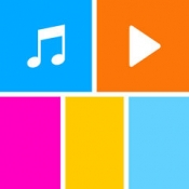 iPhone、iPadアプリ「VideoCollage - All In One Collage Maker」のアイコン