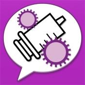 iPhone、iPadアプリ「インフルエンザアラート: お天気ナビゲータ」のアイコン