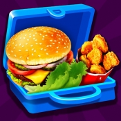 iPhone、iPadアプリ「Lunch Box Maker : School Food!」のアイコン