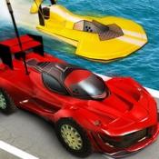 iPhone、iPadアプリ「Touch Racing 2」のアイコン
