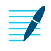 iPhone、iPadアプリ「GoodNotes 4」のアイコン