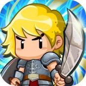 iPhone、iPadアプリ「闇の城」のアイコン
