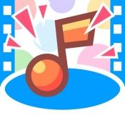 iPhone、iPadアプリ「BeatTube 動画で音ゲー!」のアイコン