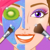 iPhone、iPadアプリ「First Date Makeover, Spa , Dress up , Free games for Girls」のアイコン