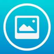 iPhone、iPadアプリ「写真情報ビューア - Exif Viewer」のアイコン