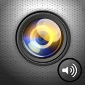 iPhone、iPadアプリ「マナーカメラ-静音,スパイ」のアイコン