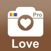 iPhone、iPadアプリ「Fotocam Love Pro - Photo Effect for Instagram」のアイコン