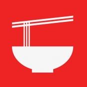 iPhone、iPadアプリ「毎日がラーメン かんたん写真整理&人気店検索」のアイコン