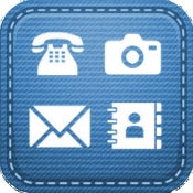 iPhone、iPadアプリ「楽々スマホLite」のアイコン