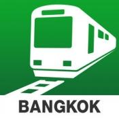 iPhone、iPadアプリ「タイ,バンコク旅行で使える無料電車乗換案内 - NAVITIME Transit by ナビタイム」のアイコン