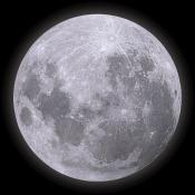 iPhone、iPadアプリ「月の満ち欠け〜本日の月は?〜」のアイコン
